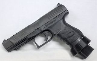 Walther PPQ   Taylor Freelance